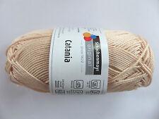 Schachenmayr Catania 0263 Baumwolle Handstrickgarn - Apricot