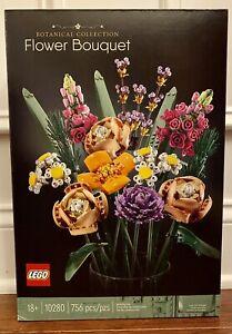 LEGO Flower Bouquet 10280 Building Kit 756 Pieces 2021 New
