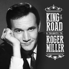 King of the Road: Tribute to Roger Miller - New 2CD Album - Pre Order 31/08/2018