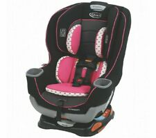 Graco Extend2Fit Convertible Car Seat | Ride Rear Facing 2-in-1, Kenzie