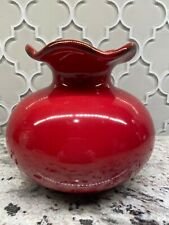 Southern Living At Home Cinnabar Vase