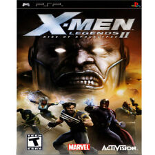 X-Men Legends II : Rise of the Apocalypse PSP  *Offrent Superieure - Comme neuf*