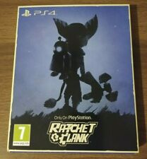RATCHET AND CLANK PS4 THE ONLY ON PLAYSTATION COLLECTION NEW SEALED