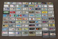 WHOLESALE LOT of 80 Nintendo Super Famicom Games SFC SNES Japan Import LOT #6