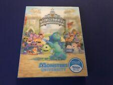 Monsters University 2D/3D Ltd Steelbook KE NO 7 - 005/250 Kimchi Lenticular Mike