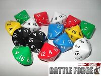 D16 DICE SIXTEEN SIDED D&D AD&D ROLEPLAY NEW