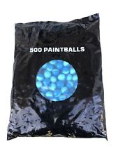 New 500 Count Triumph Paintballs .68 Cal Woodsball & Recreational All Weather