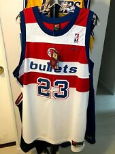 Authentic Michael Jordan Washington Bullets NBA Swingman Jersey XL Nike Wizards