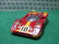 Vintage   -  FERRARI 512 M Gelo racing Le Mans   - 1/43 Champion