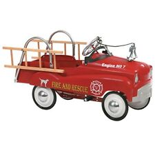 InSTEP Fire Truck Pedal Riding Toy