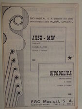COMBO BAND parti JAZZ min / sicodelica