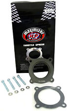 Maximizer Throttle Body Spacer Fits JEEP Liberty GRAND CHEROKEE COMMANDER 3.7L