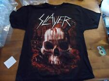 Slayer 2012 World Tour Shirt Size Large Mint Condition