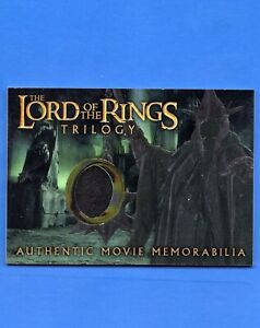 Lord of the Rings authentic Movie Memorabilia Witch kings robe
