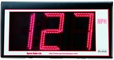Sports Radar 3 Digit Red Led 4'' Display DL431-R