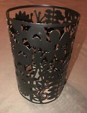 Scentsy Zinnia Flower Shadow Insert Black New in Box