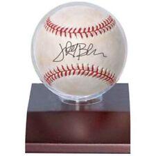 1 Ultra Pro Dark Wood Baseball Holder Display Case