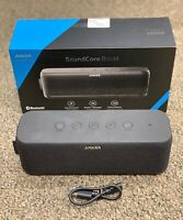 Anker SoundCore Boost 20W Bluetooth Speaker with BassUp Technology-12h Playtime