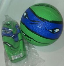 TEENAGE MUTANT NINJA TURTLES CHILDS PLAY BASKETBALL BALL BOYS BIRTHDAY GIFT TMNT