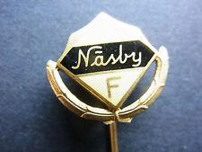 Anstecknadeln Goldene Ehrennadel IF Näsby KRISTIANSTAD Schweden
