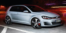 "4X NEW GENUINE VW GOLF GTI 18"" ALLOYS 