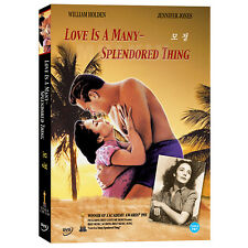 Love Is A Many-Splendored Thing (1955) DVD - William Holden (*NEW *All)