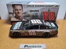 2013 Dale Earnhardt Jr #88 National Guard Camo HMS Chevy 1:24 NASCAR Action MIB