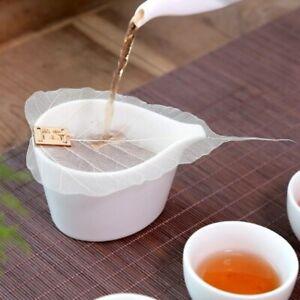 Tea Infuser Tea Strainer Leaf Tea Filter Creative Personality Bookmark Useful