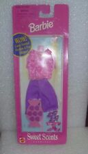 """""""NEW"""" Barbie Sweet Scents Fashion Mattel # 68644~*~NMP~*~Stickers"""