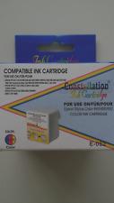 2 CARTUCCE COMPATIBILI EPSON STYLUS e SEIKO CDP-2000 NUOVE E-052