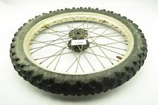 Fantic 450 Trial - Front wheel rim front A566028129