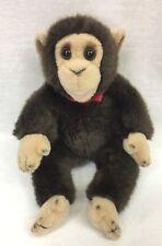 "Build A Bear Baby Monkey Chimpanzee 7.5"" Mini Plush Zoo Exclusive Stuffed Chimp"