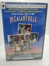 Pleasantville Movie (Dvd, 1999) Tobey Maguire New