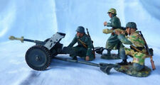 King & Country - World War II - WS66 - The anti tank gun set (soldats allemands)