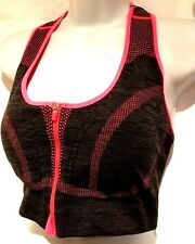 plus sz M /18-20 TS TAKING SHAPE Gym Activewear Sports Bra Support Crop Top NWT!