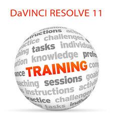 DaVINCI RESOLVE 11 - Video Training Tutorial DVD