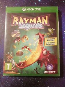 Rayman Legends Xbox One New - Sealed
