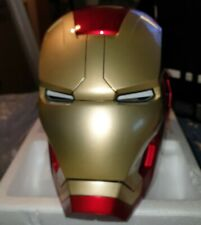 Iron Man Mark 42 Helmet 1:1 Scale collectible Roan x Mithril Toys