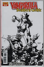 Vampirella: Southern Gothic #3 - High End B&W Cover -  Limited Edition of 50