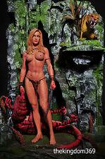 2ND SHE DEVIL SHANNA CUSTOM STATUE DIORAMA NT SIDESHOW CONAN RED SONJA PREDATOR