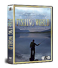 Fishing World With John Wilson And Paul Young (DVD, 2012, 6-Disc Set)