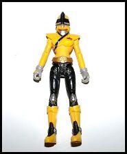 2011 Power Rangers Samurai - Mega Yellow Ranger _ ** Figure Only **