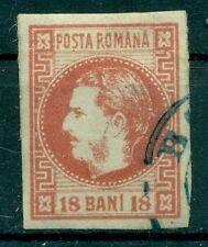 Gestempelte Briefmarken aus Rumänien