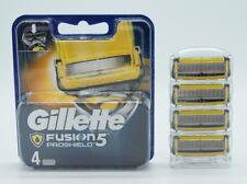 Gillette Fusion PROSHIELD Rasierklingen 4 er Pack - NEU - für Männer