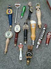 Lot of Brewery Draft Beer Tap Handles - Used