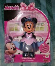 Minnie Fashion Doll Like a Princess 3 accessories New