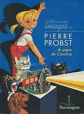 RARE EO LES 100 PLUS BELLES IMAGES DE PIERRE PROBST...LE PAPA DE CAROLINE