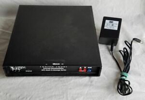 TELINK 1250i Internet Downloadable MP3 & Message Music on Hold MOH System Used