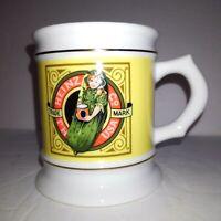 VINTAGE 1984 HEINZ SWEET PICKLES COFFEE MUG PORCELAIN Great Vtg Advertising