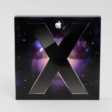 Apple Mac OS X Leopard Server Version 10.5.1 Single Operating System Software